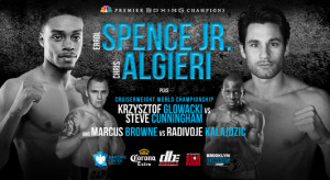 Errol Spence, Chris Algieri