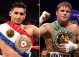 Canelo-Khan Offical, middleweight lineal title up for grabs in Vegas
