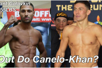 Kell Brook Targets Gennady Golovkin to Out Do Canelo-Khan