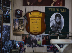 Leo Berry's Boxing Gym