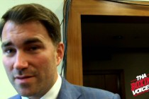 Eddie Hearn willing to see what Shannon Briggs has left