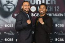Keith Thurman vs. Shawn Porter, Kia Optima Report