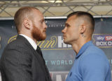 George Groves: Murray will not hear the final bell