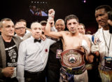 John Molina Jr., Revives Career With Shocking Win Over Provodnikov
