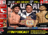 Manny Pacquiao vs. Jessie Vargas Officially Announced For Nov. 5
