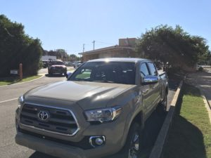Deontay Wilder Camp Life: 2017 Toyota Tacoma Review | Tha
