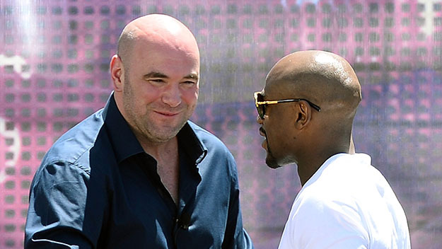 Floyd Mayweather dismisses UFC talk, Conor McGregor disappointed